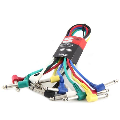 Propojovací kabely Stagg SPC060LE