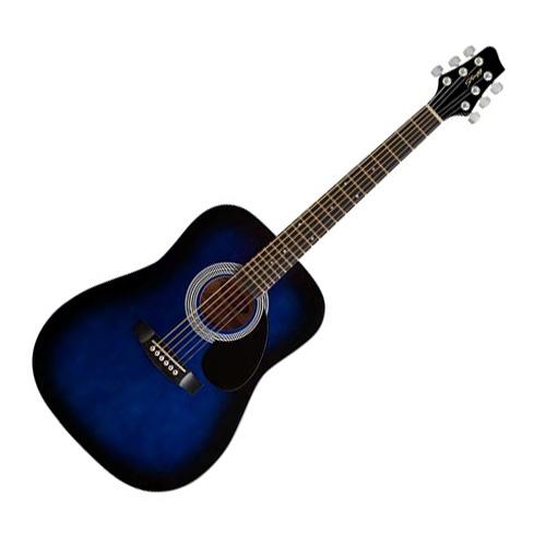 Akustická kytara Stagg SW2013/4BLS