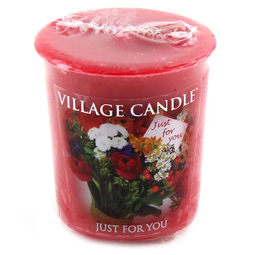 Vonná svíčka Village Candle Jen pro Tebe, 57 g