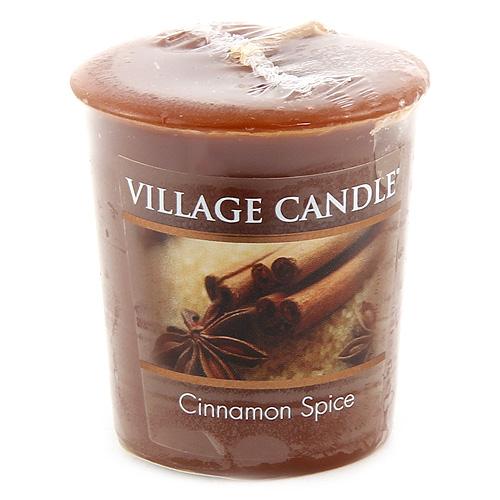Vonná svíčka Village Candle Skořice, 57 g