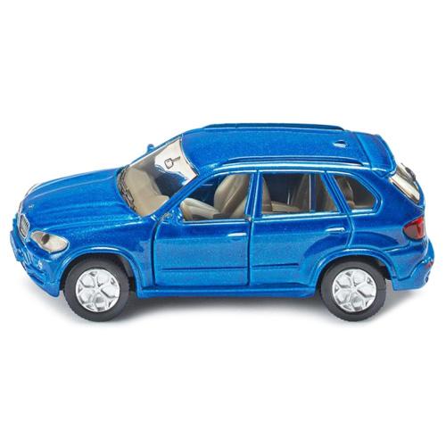 Osobní auto SIKU BMW X5, modrý