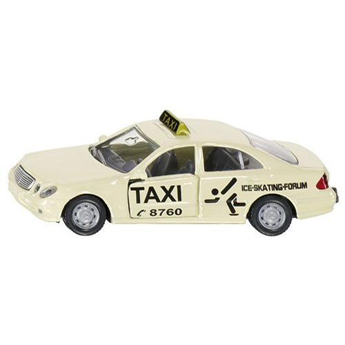 Osobní auto SIKU Mercedes E, TAXI