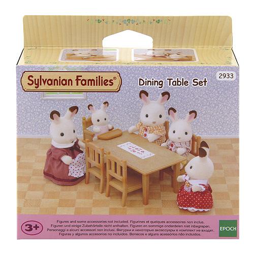 Sylvanian family Jídelní set Sylvanian Families 5 dílků