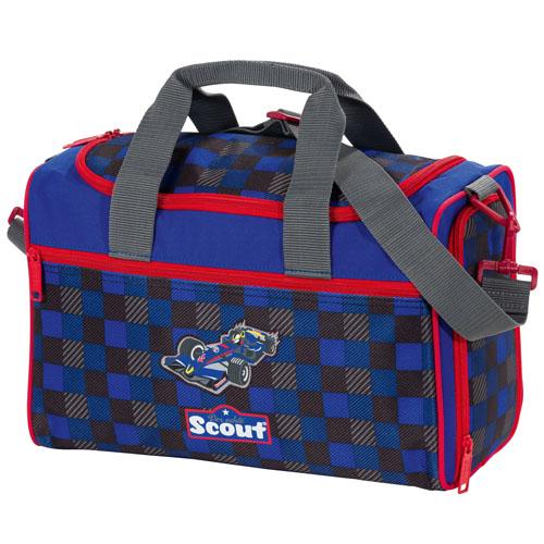 Sportovní taška Scout velké otvírání, formule