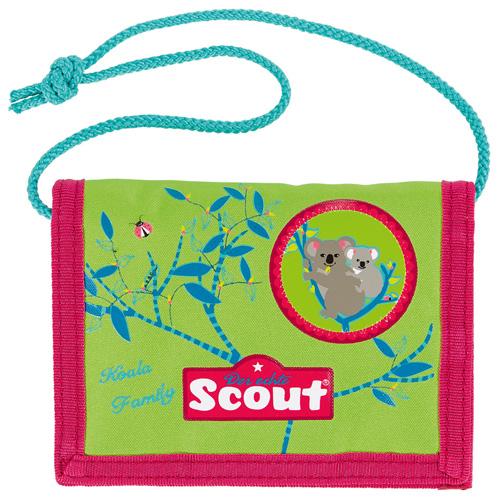 Peněženka s poutkem Scout Scout Brustbeutel II Koala Fa