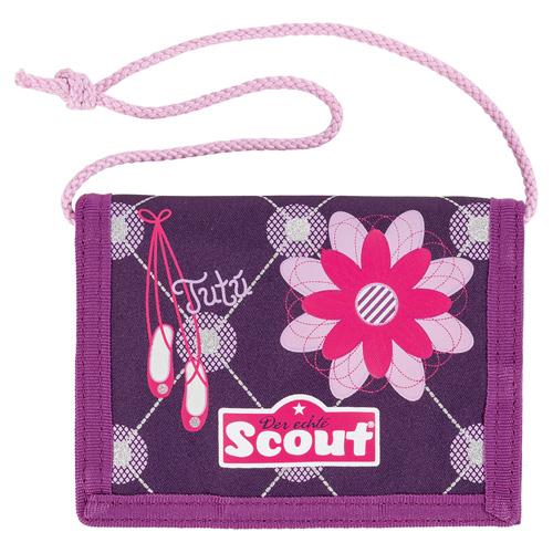 Peněženka s poutkem Scout Scout Brustbeutel II Tütü