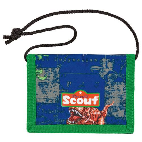 Peněženka s poutkem Scout Scout Brustbeutel II Dino