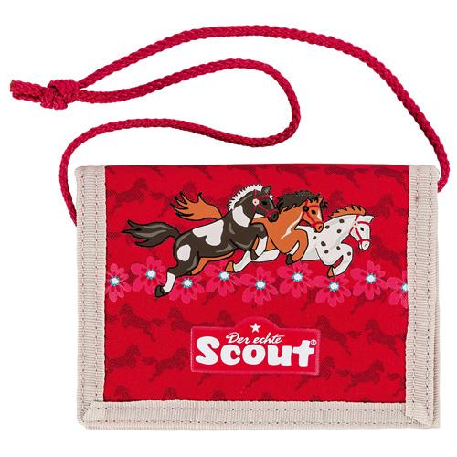 Peněženka s poutkem Scout Scout Brustbeutel II 3 Freund