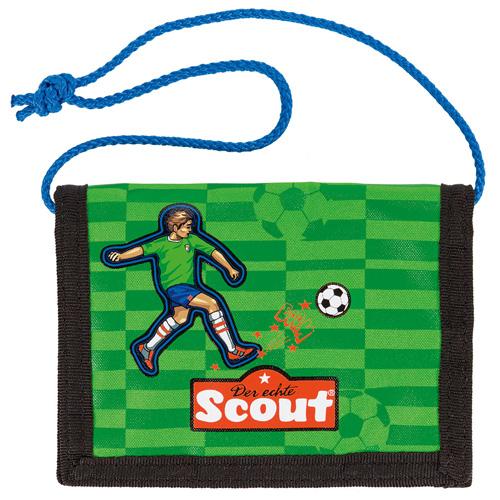 Peněženka s poutkem Scout Scout Brustbeutel II Street S