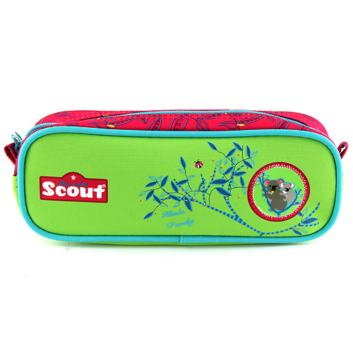 Školní penál Scout Scout Schlamperetui II Koala