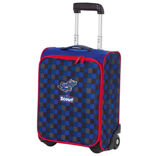 Dětský kufr trolley Scout Scout Kindertrolley Runner