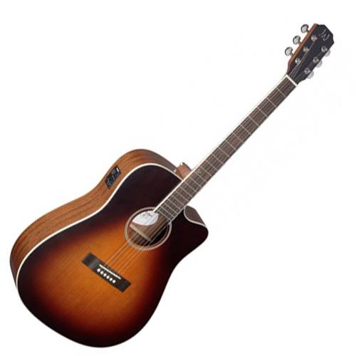 Elektro-akustická kytara James Neligan typu Dreadnought, doprava zdarma