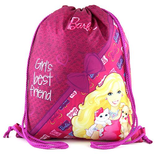 Sportovní vak Target Barbie, růžová