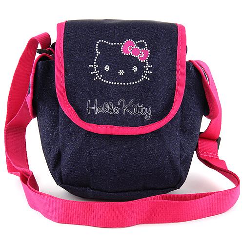 Kabelka přes rameno Target Kočička Hello Kitty/růžové lemování