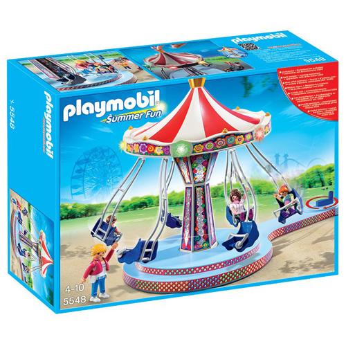 Řetízkový kolotoč Playmobil Řetízák