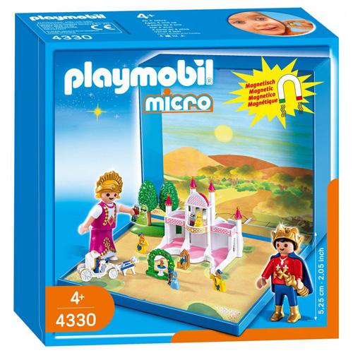 Pohádkový zámek Playmobil Micro Pohádkový zámek