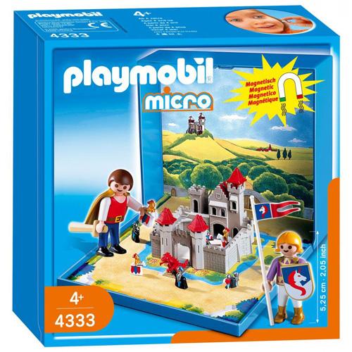 Královský hrad Playmobil Micro Královský hrad