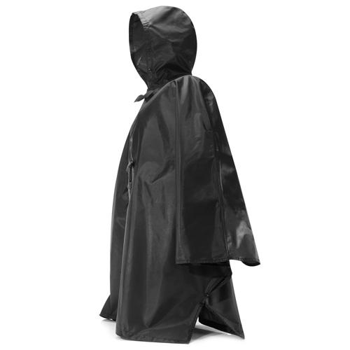 Pončo pláštěnka Reisenthel Černá | mini maxi poncho black