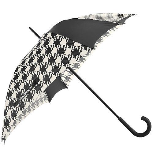 Deštník Reisenthel s motivem padesátek   umbrella fifties black