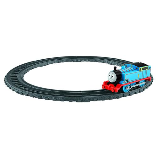 Dráha se smyčkou Mattel Mašinka s tratí