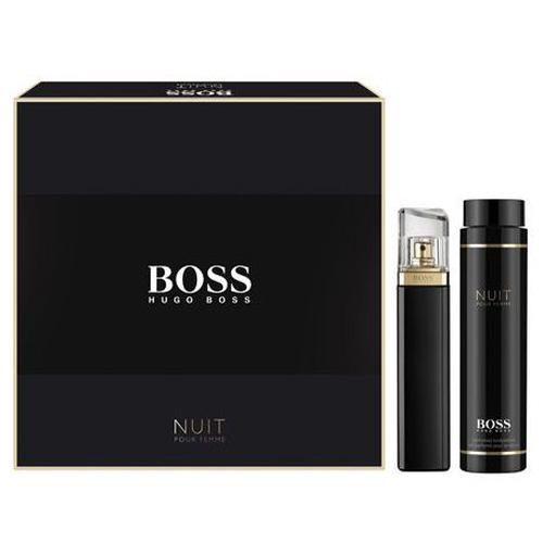 Dárková sada Hugo Boss Boss Nuit Pour Femme