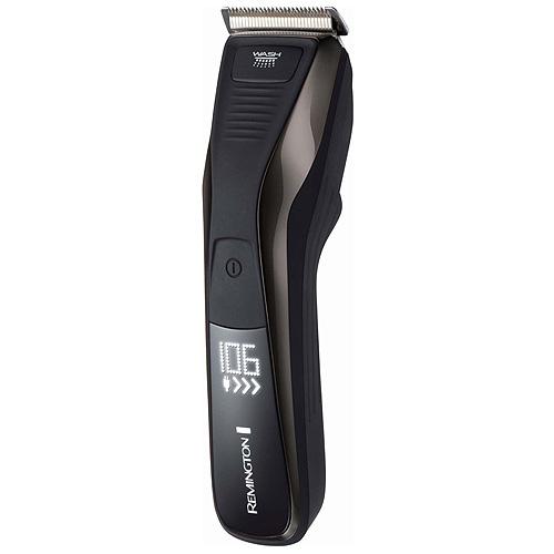 Zastřihovač vlasů a vousů Remington Protiskluzová rukojeť, černý