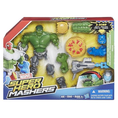 Figurka Avengers Hasbro Hulk s natahovacím tělem