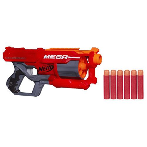 Pistole Hasbro Nerf Mega Cyclone schock