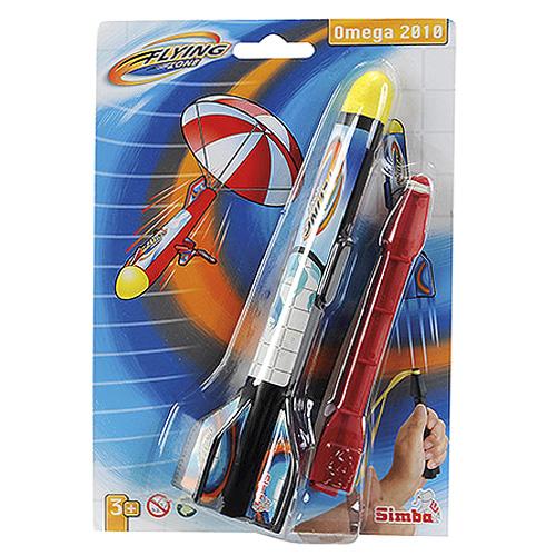 Vystřelovací raketa Simba Omega 2010, barva černá