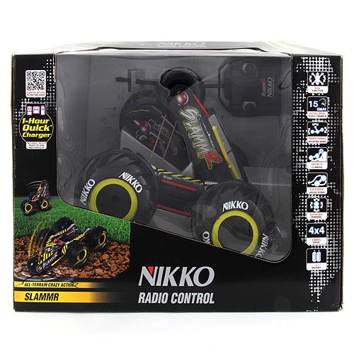 Automobil na dálkové ovládání Nikko SlammR Climbing