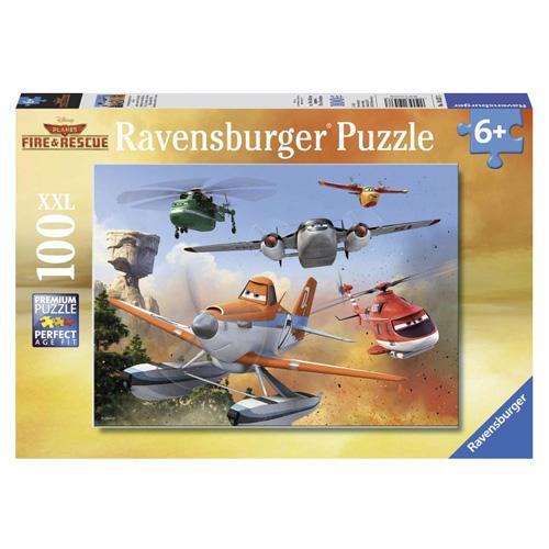 Puzzle Ravensburger Letadla 2, 100 dílků XXL
