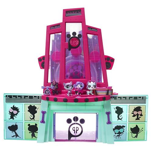 Hotel Littlest PetShop Hasbro Pawza Hotel s mazlíčky