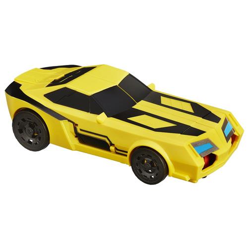 Auto 2v1 Hasbro Bumblebee - auto Transformers a pistole