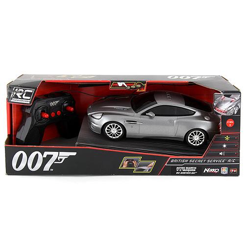Auto na dálkové ovládání Nikko Aston Martin Vanquish V12
