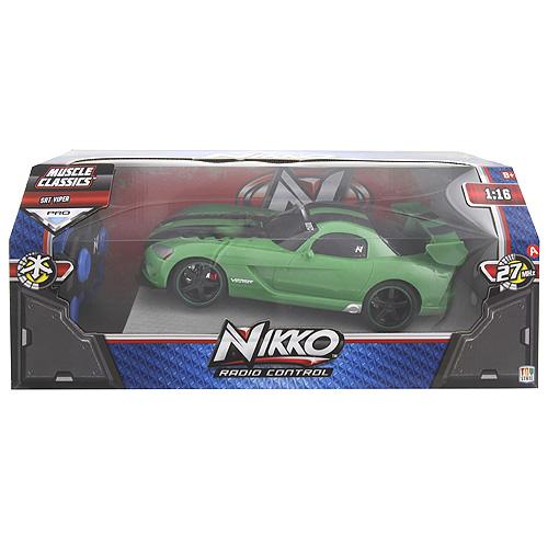 Auto na dálkové ovládání Nikko Dodge Viper