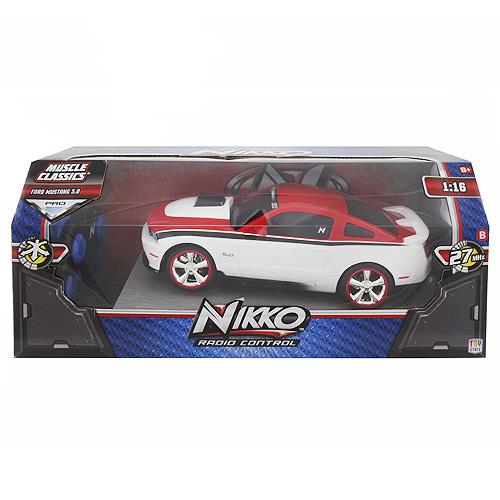 Auto na dálkové ovládání Nikko Ford Mustang 5.0