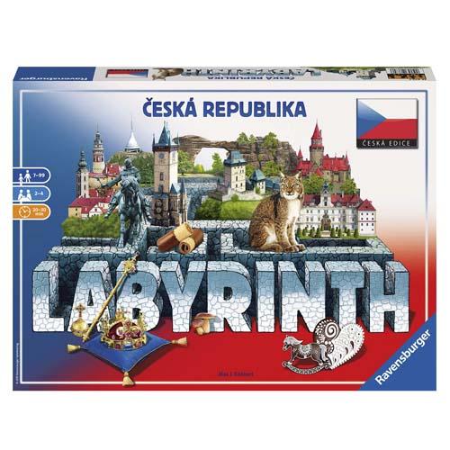 Labyrinth Ravensburger Česká republika