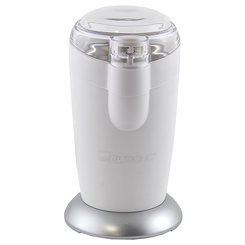Mlýnek na kávu Clatronic Bílý/120 W
