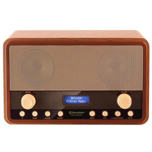 Retro rádio Roadstar HRA-1300DAB+, retro