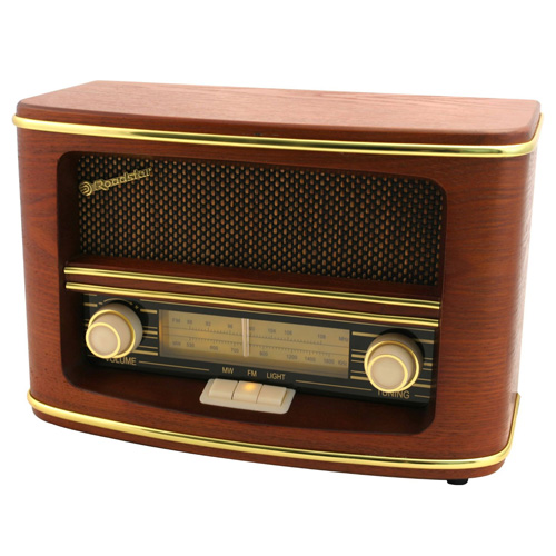 Retro rádio Roadstar HRA-1500N, retro