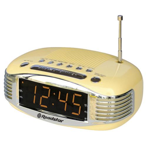 Retro rádiobudík Roadstar retro budík, 0.236 kg