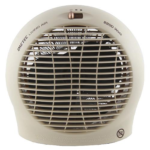 Ventilátor Imetec FAN HEATER C1 100 LIVING AIR (759)