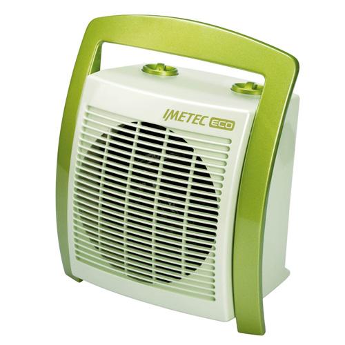 Ventilátor Imetec ECO, 2000 W, zelený