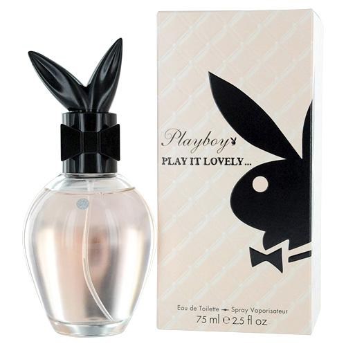 Toaletní voda Playboy Play It Lovely, 75 ml
