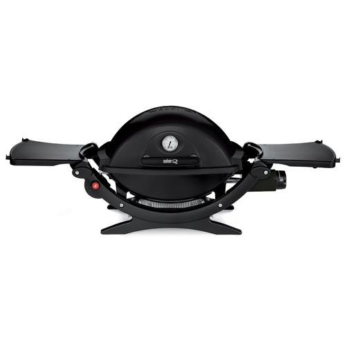 Plynový gril Q 1200 Weber Q 1200, černý