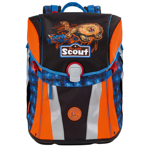 Školní batoh Scout lev