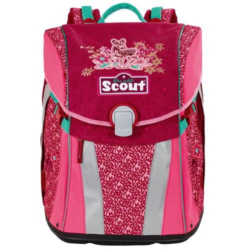 Školní batoh Scout Sunny, motiv tajemný les
