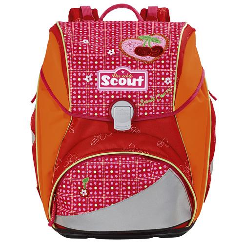 Školní batoh Scout třešně