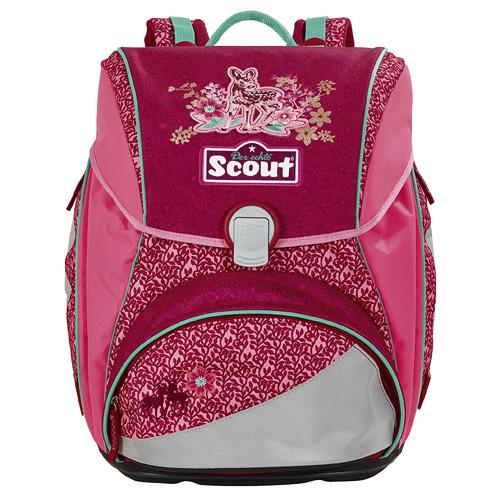 Školní batoh Scout srneček