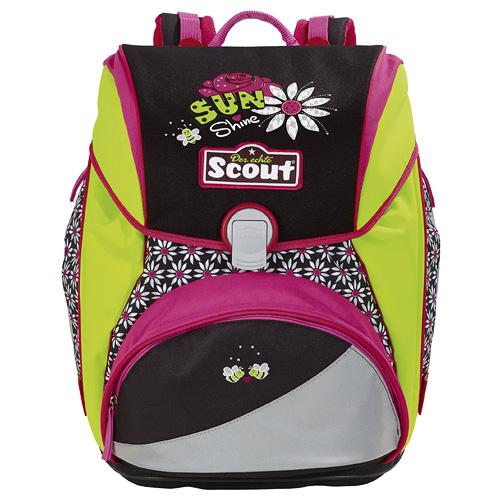 Školní batoh Scout Sunshine